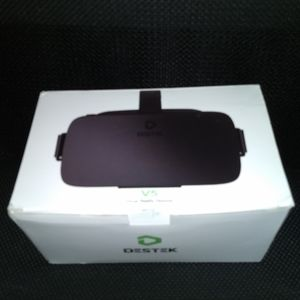 Destek Other - VIRTUAL REALITY VR HEADSET + BLUETOOTH REMOTE NEW